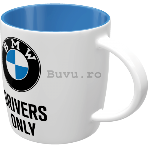 Cană - BMW Drivers Only