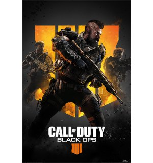 Poster - Call of Duty Black Ops 4 (Trio)