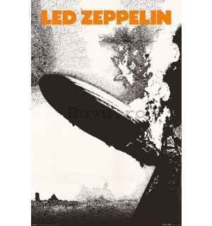 Poster - Led Zeppelin (Led Zeppelin I)