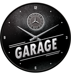 Ceas retro - Mercedes-Benz Garage