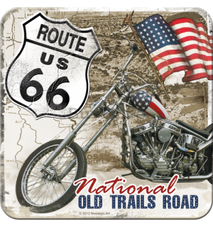 Set de suporturi 2 - Route 66 (Old Trails Road)