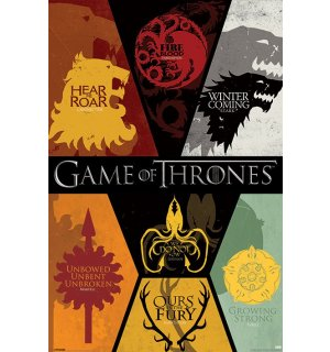 Poster - Game of Thrones (Erby)