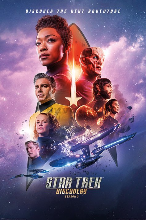 Poster - Star Trek Discovery (Next Adventure)