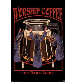 Poster - Workship Coffee, Steven Rhodes