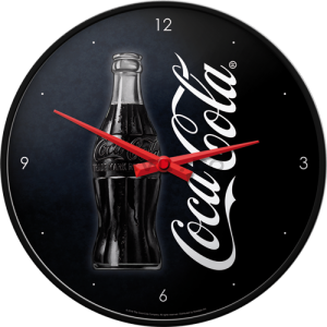 Ceas retro - Coca-Cola (Sign of Good Taste)