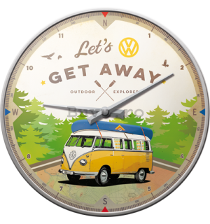 Ceas retro - VW Bulli Let's Get Away