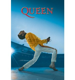 Poster - Queen (Live At Wembley)
