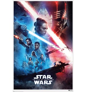 Poster - Star Wars: Rise Of Skywalker (Saga)