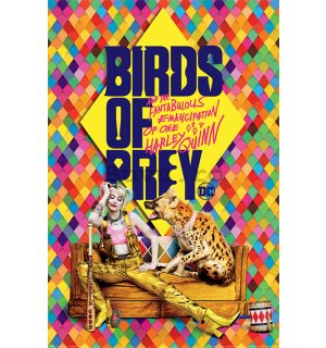 Poster - Birds Of Prey (Harley's Hyena)
