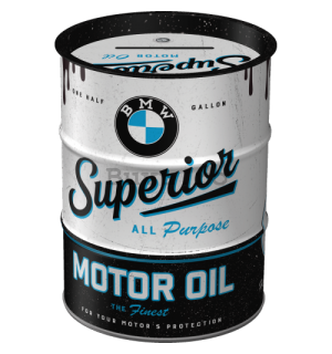 Pușculiță metalică (barel): BMW Superior Motor Oil
