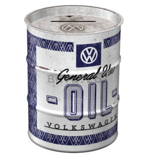 Pușculiță metalică (barel): VW General Use Oil
