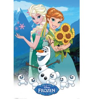 Poster - Frozen Fever