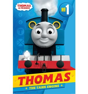 Poster - Thomas & Friends (Thomas the Tank Engine)