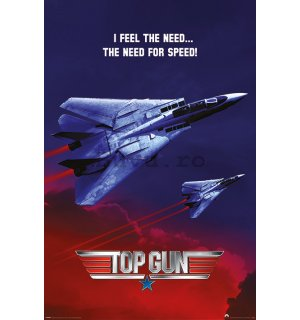 Poster - Top Gun (The Need For Speed)