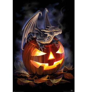 Poster - Anne Stokes (Trick or Treat)