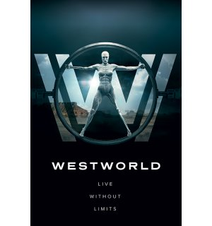 Poster - Westworld (Live Without Limits)